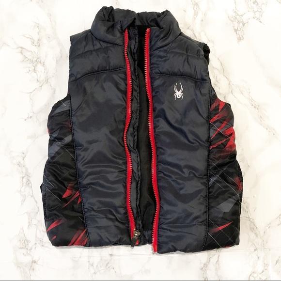 Spyder Other - Spyder Boys 2T vest